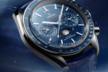 Omega Speedmaster Moonphase Chronograph Master Chronometer