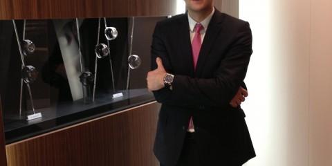 TSF Concord CEO Flavio Pellegrini Basel İsviçre Röportaj